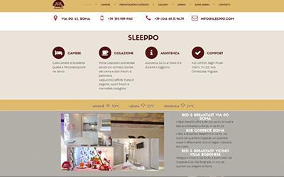 B&B Sleeppo Roma