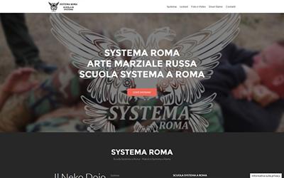 Systema Roma - Miei lavori