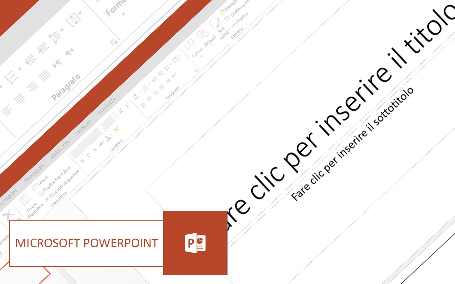 Come usare Microsoft PowerPoint online Gratis senza installare programmi