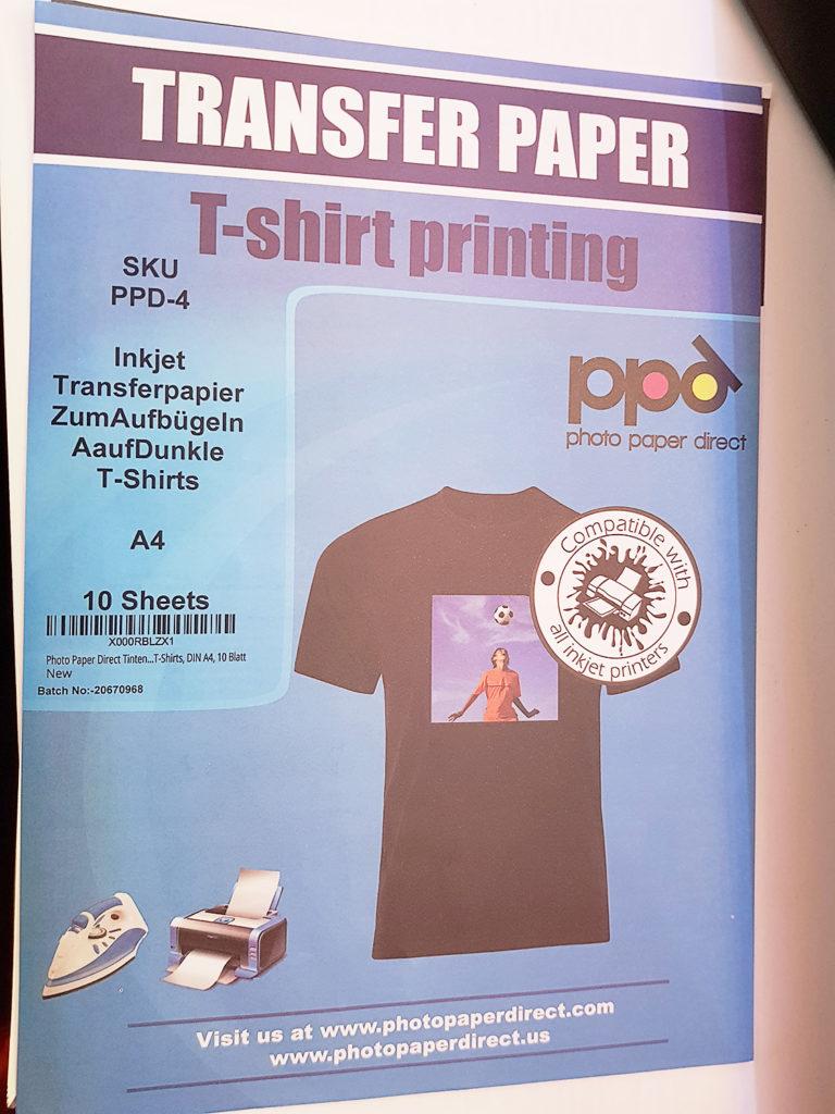 Come stampare sui tessuti con stampante a getto d'inchiostro