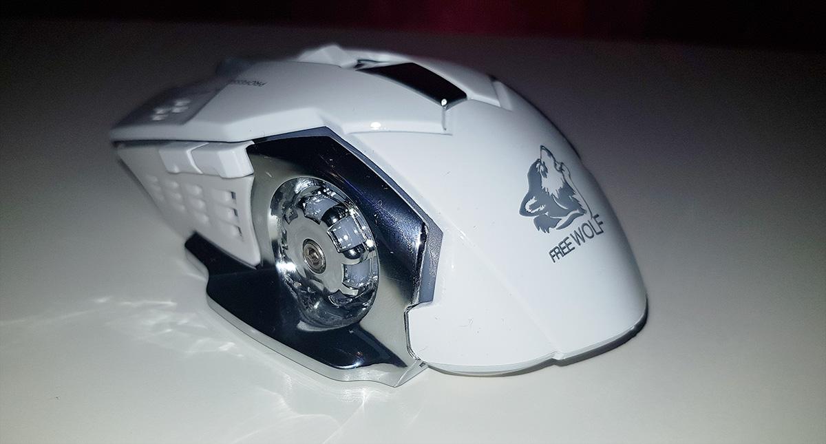 mouse ottico wireless a basso costo