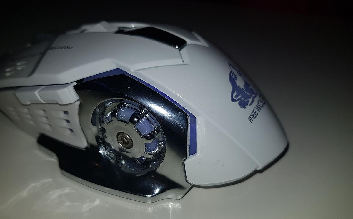 mouse wireless ottico a basso prezzo
