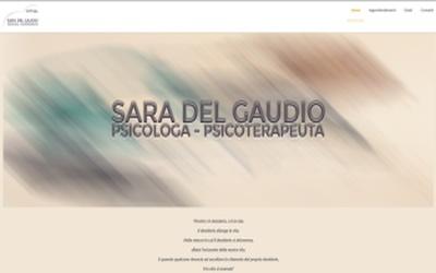 Sara Del Gaudio - Psicologa
