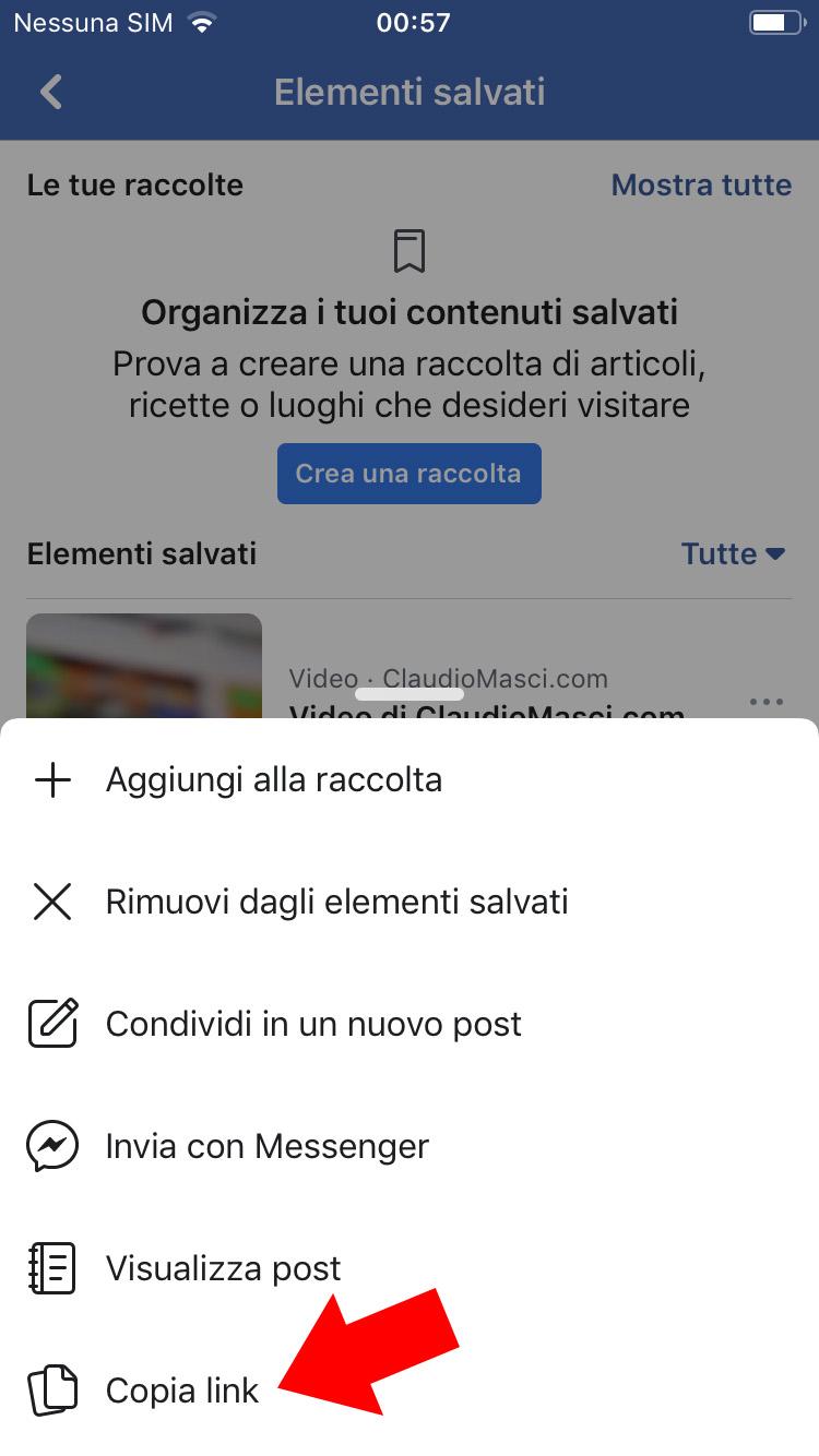scaricare un video da facebook per iphone - 5