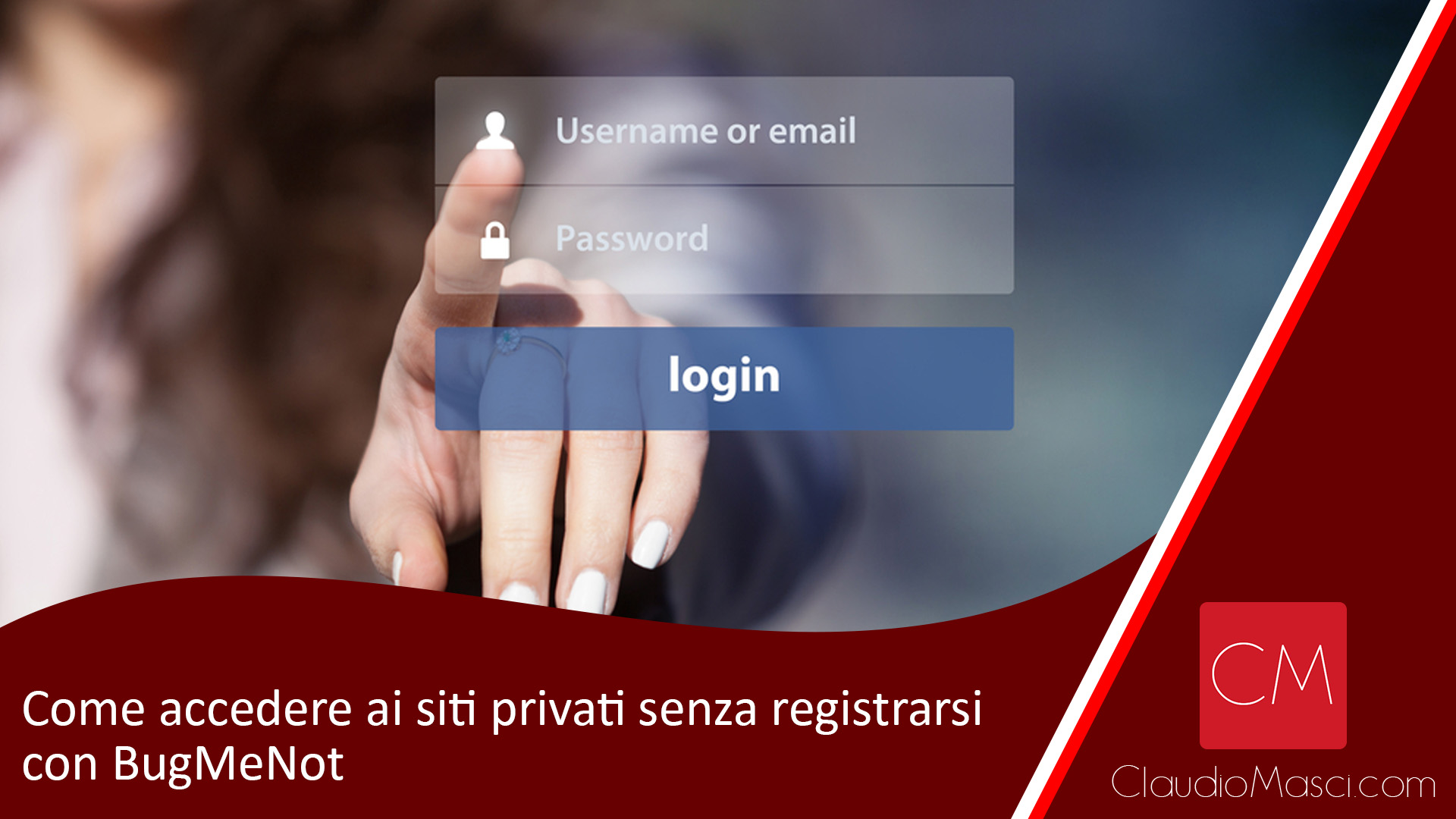 Come accedere ai siti privati senza registrarsi con BugMeNot