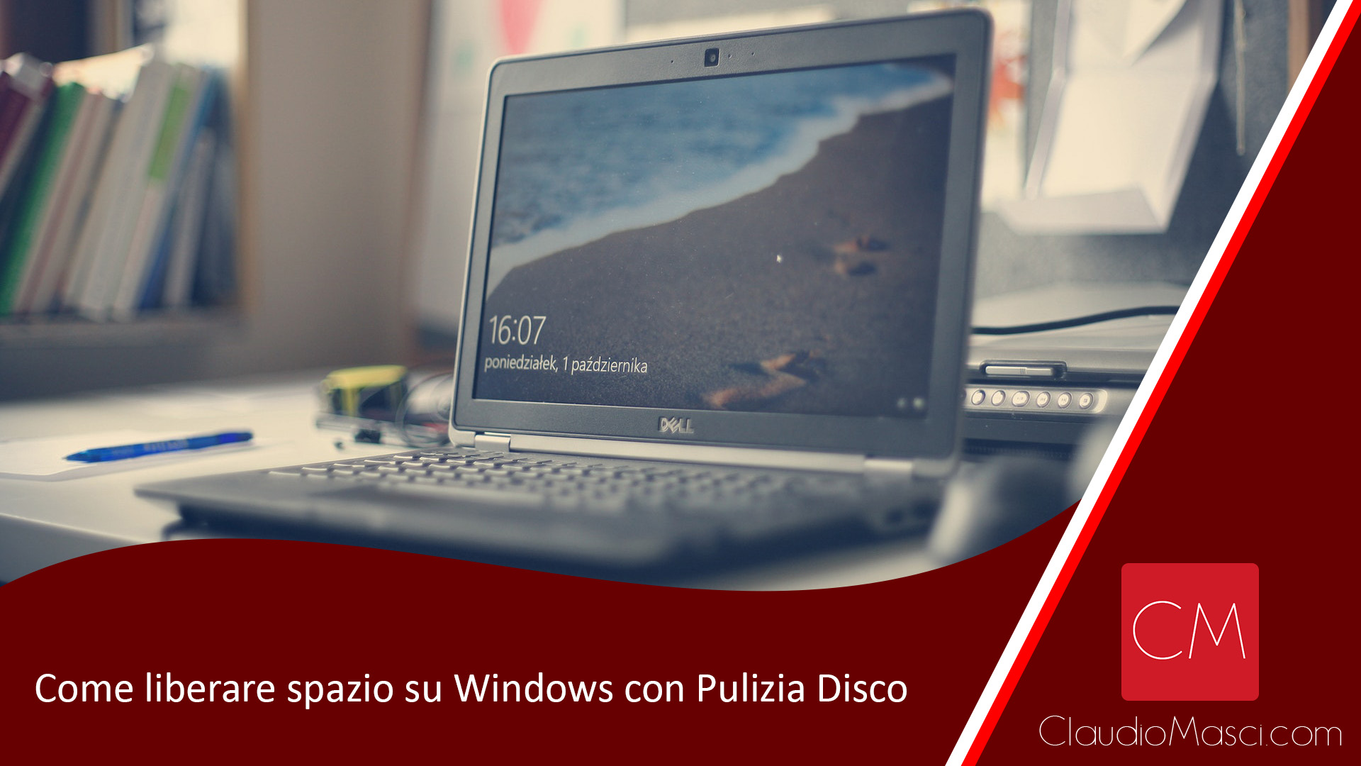 Liberare spazio su Windows con Pulizia Disco
