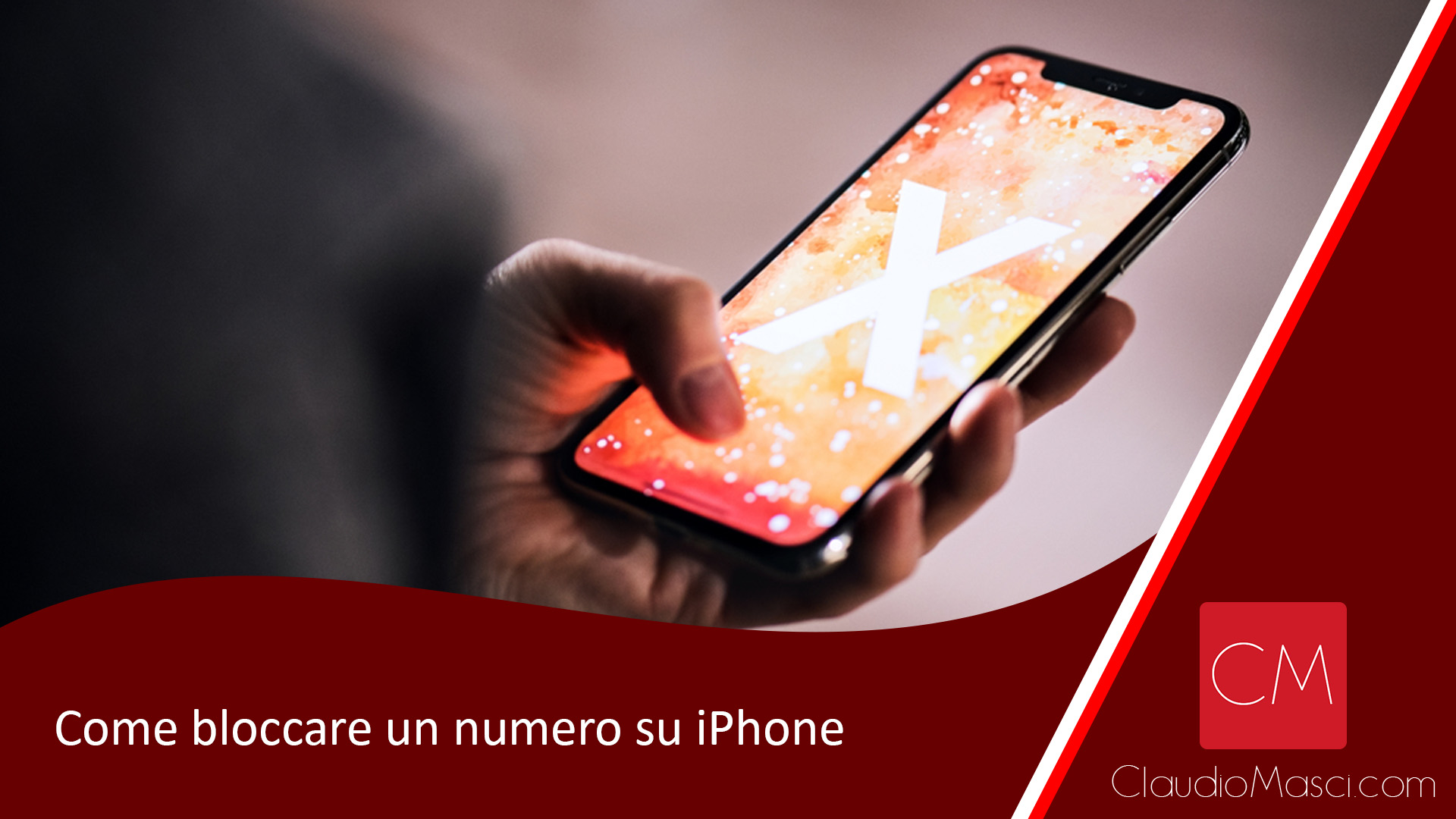 Come bloccare un numero su iPhone