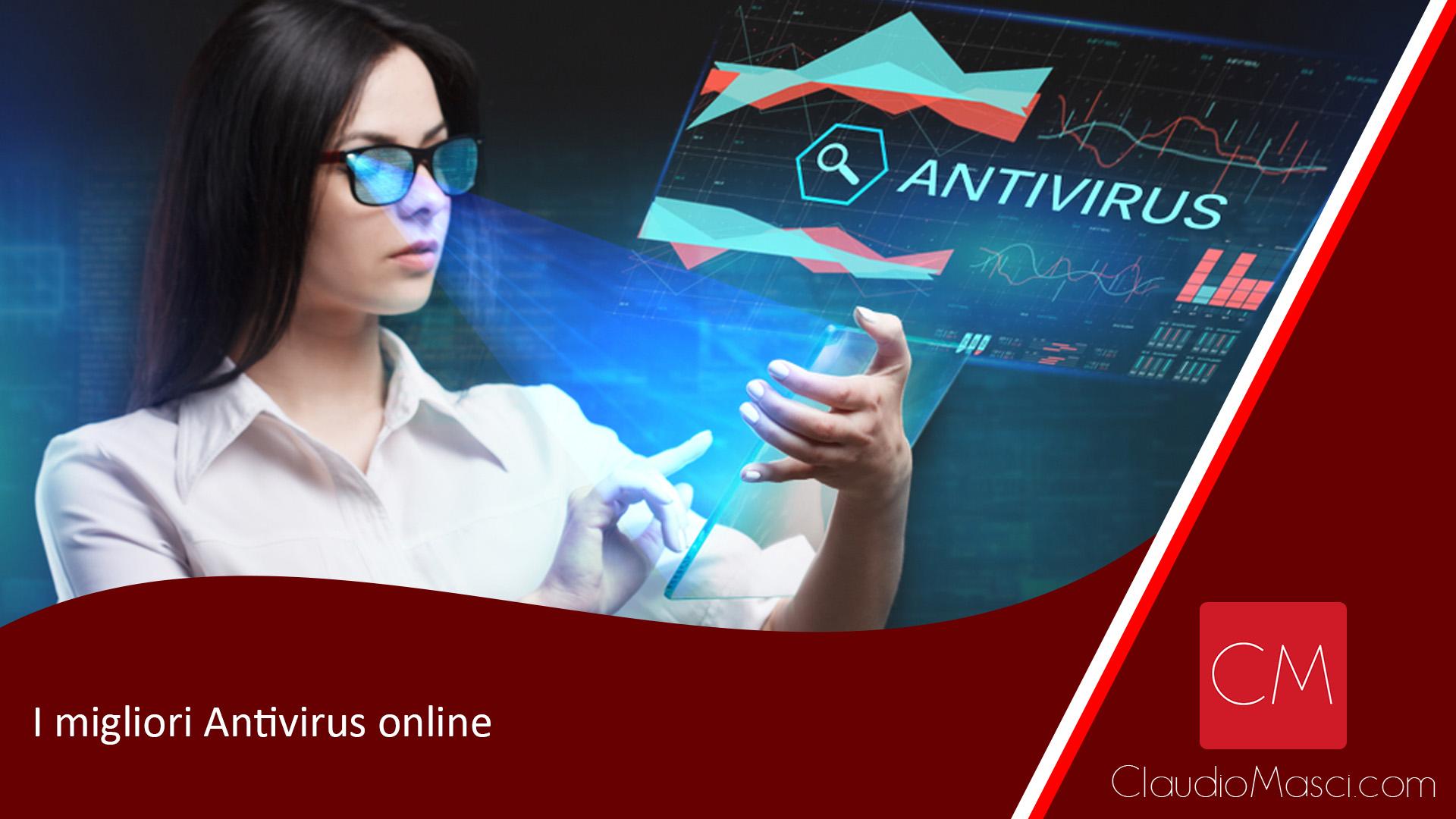 I migliori Antivirus online