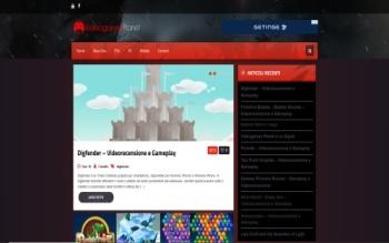 Videogames Planet - Portfolio