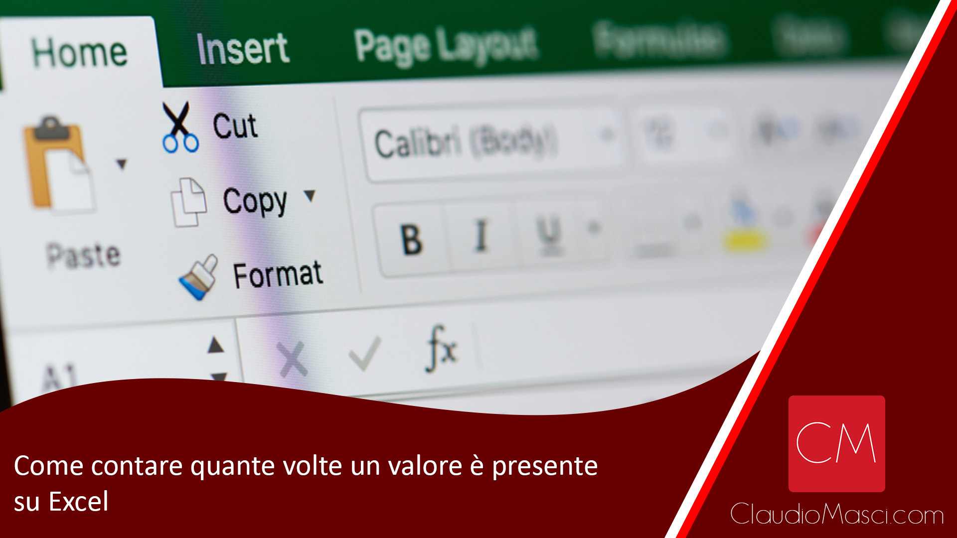 Come contare quante volte un valore è presente su Excel
