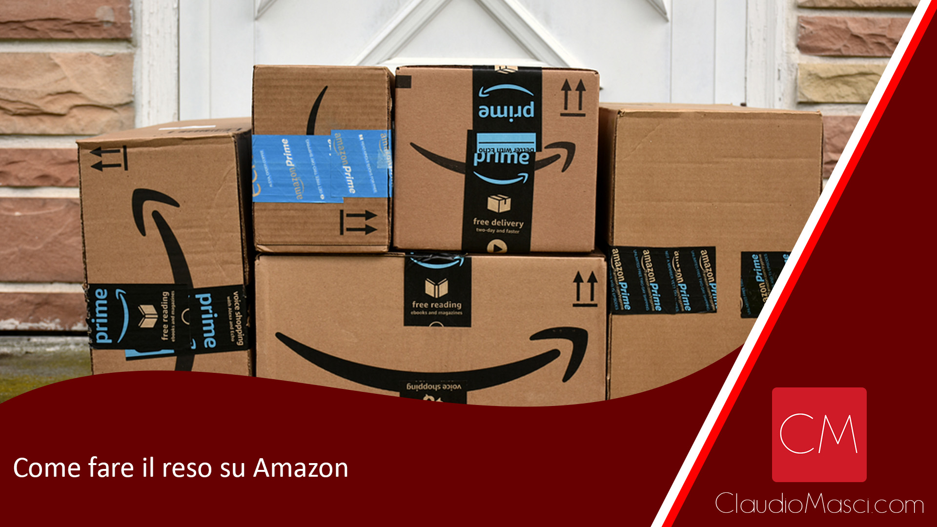 Come fare il reso su Amazon
