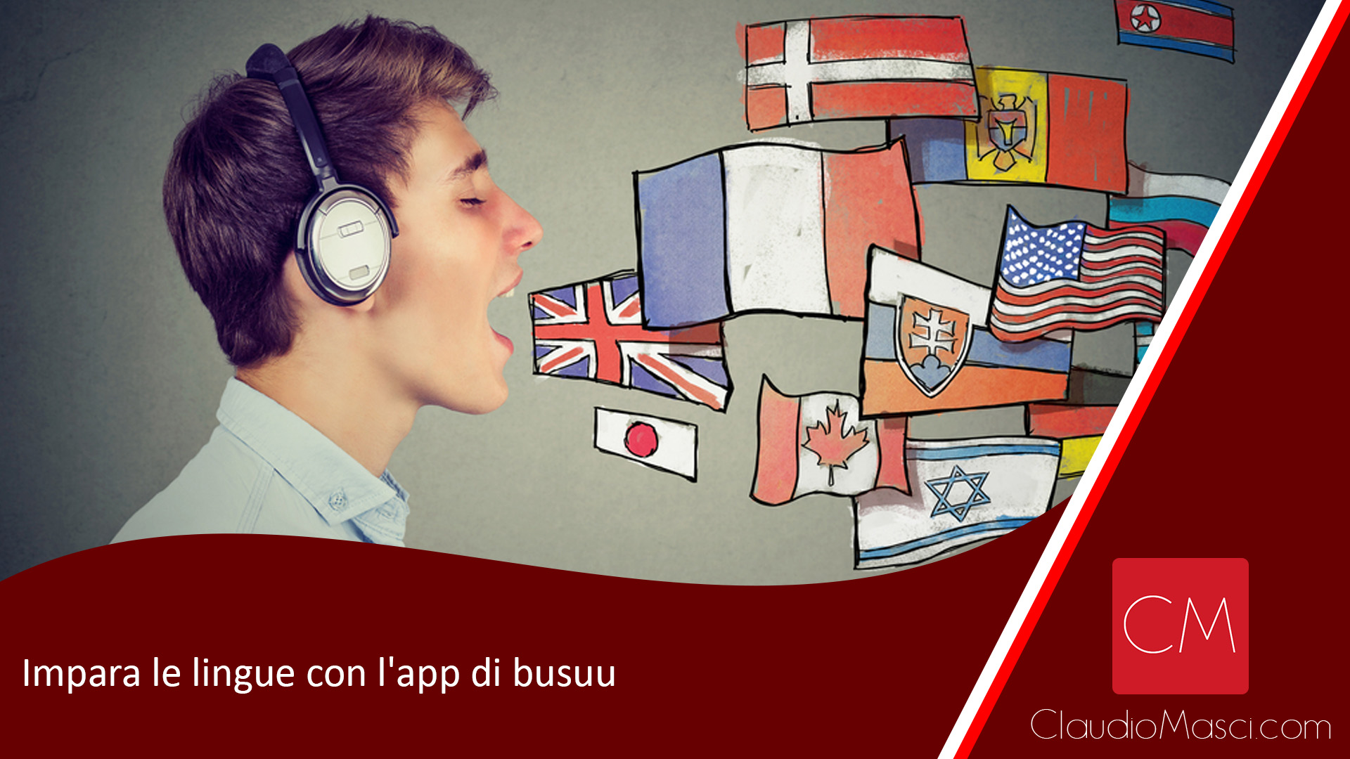 Impara le lingue con l'app di busuu