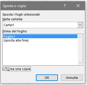 Come confrontare 2 file Excel e trovare le differenze - 002