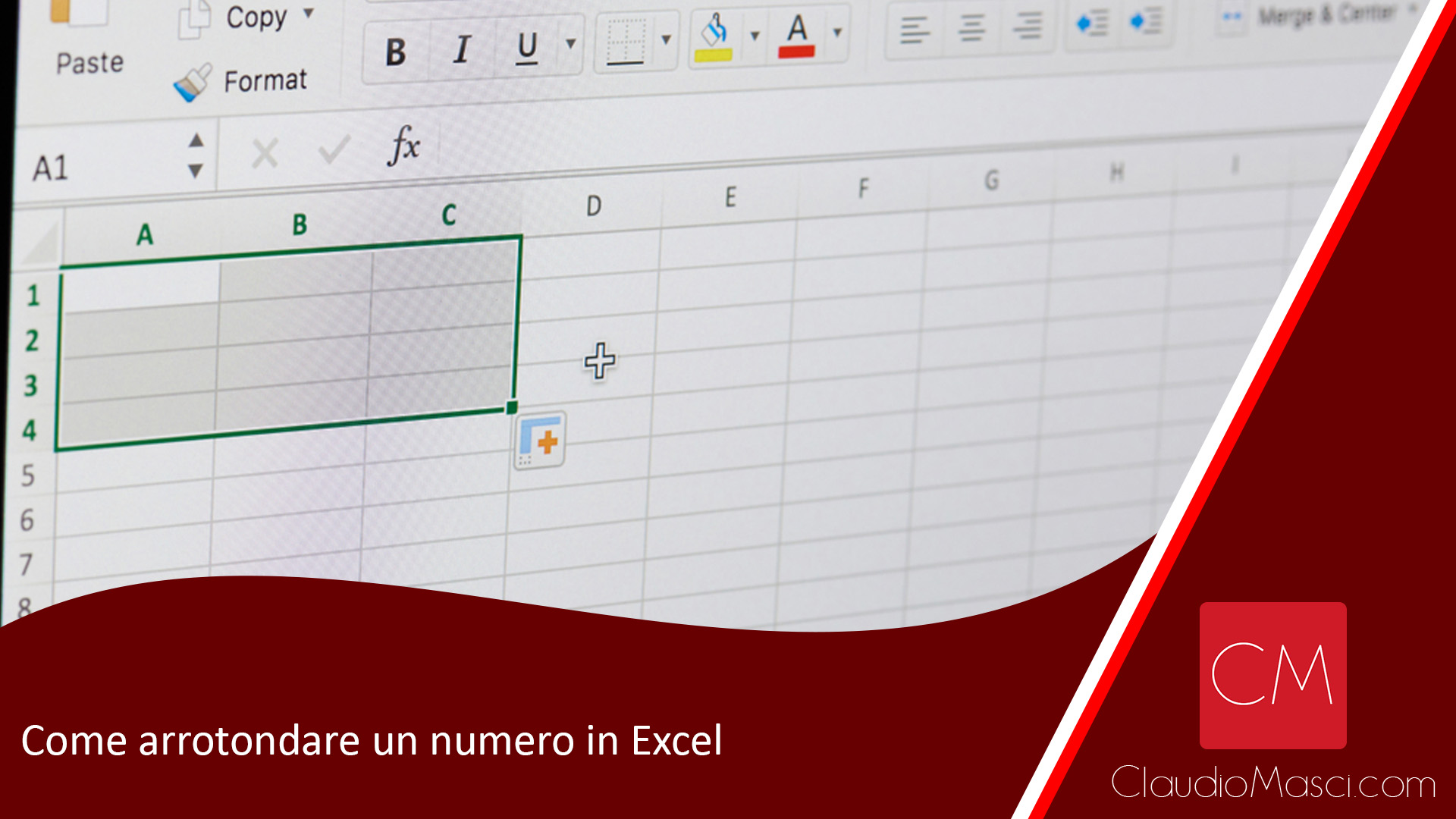 Come arrotondare un numero in Excel