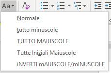 Word_Minuscolo_Maiuscolo_002