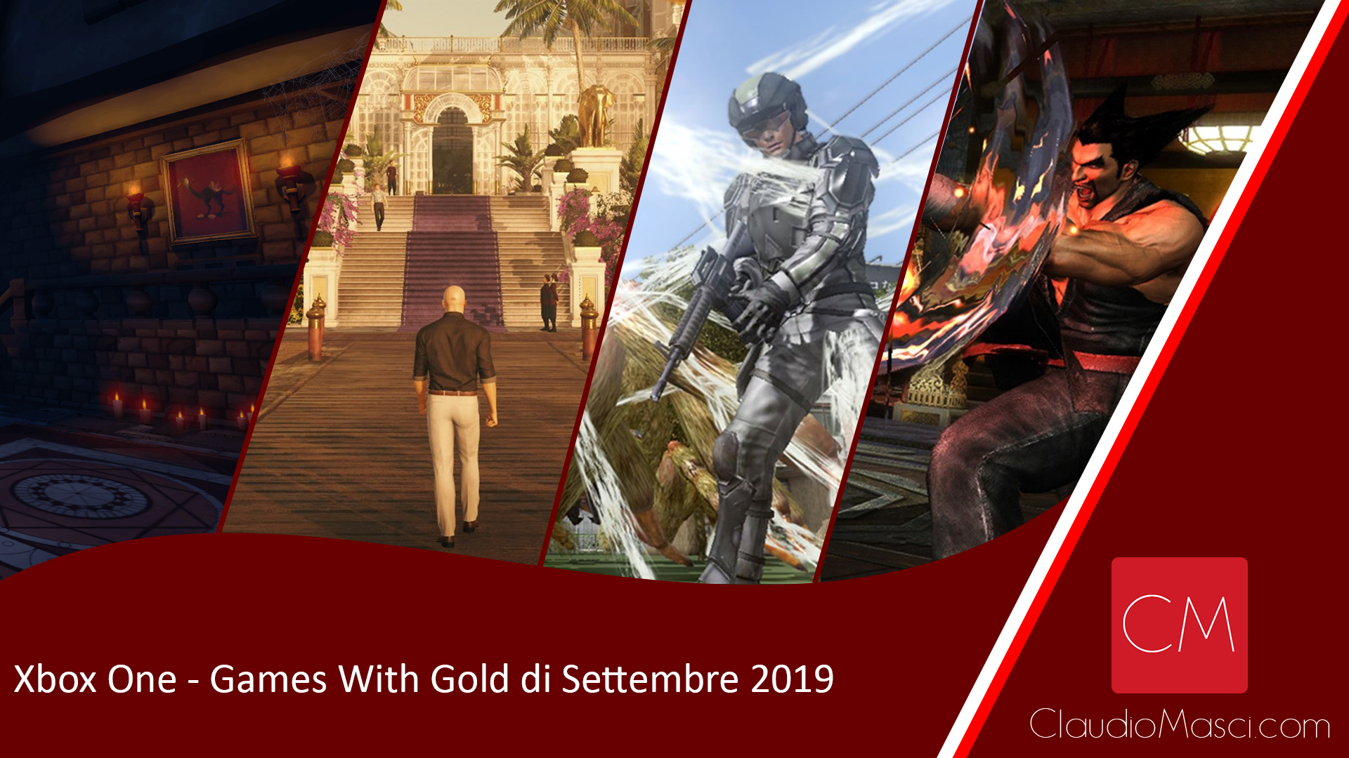 Games With Gold – Settembre 2019