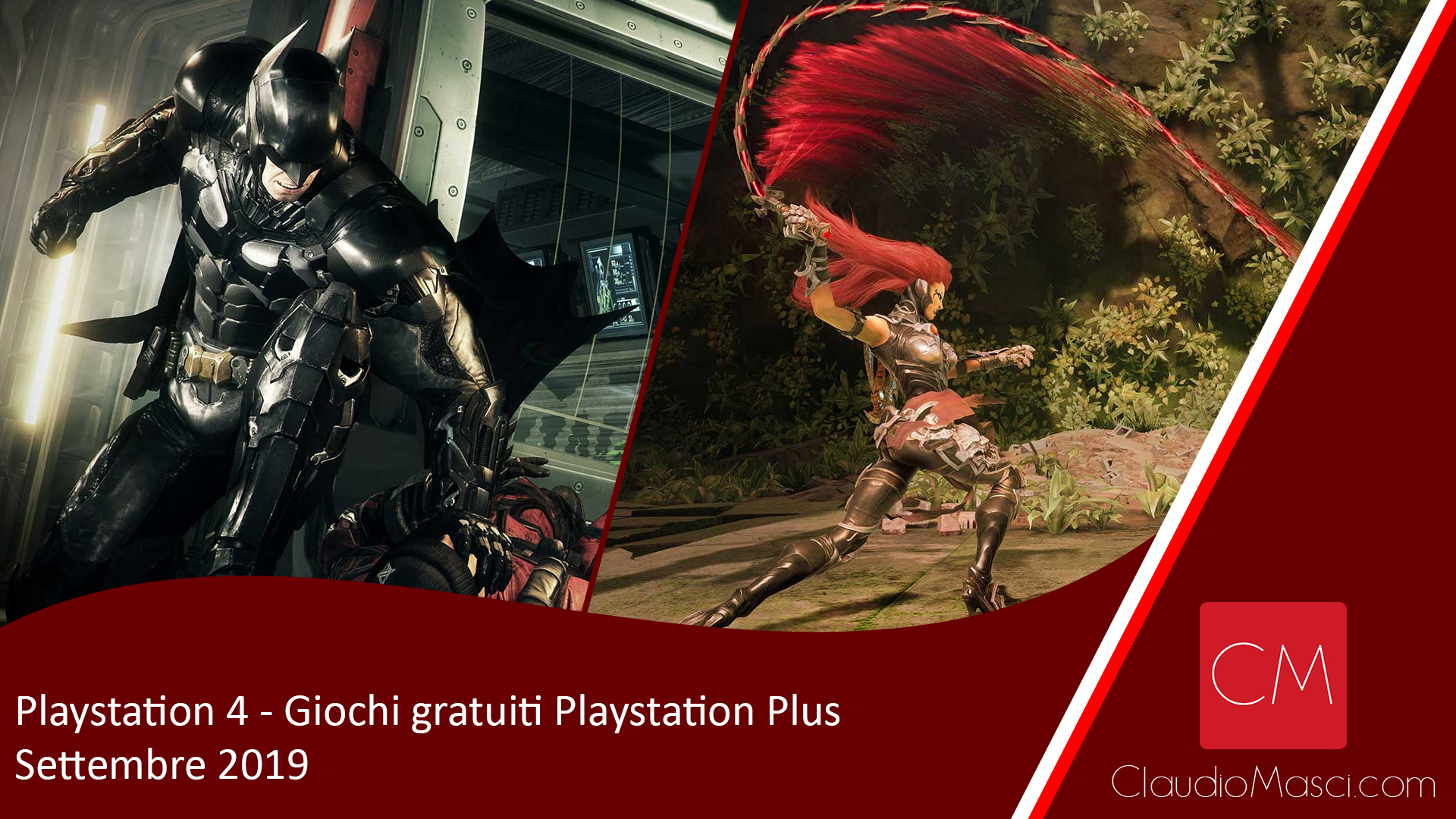 Playstation Plus – Settembre 2019
