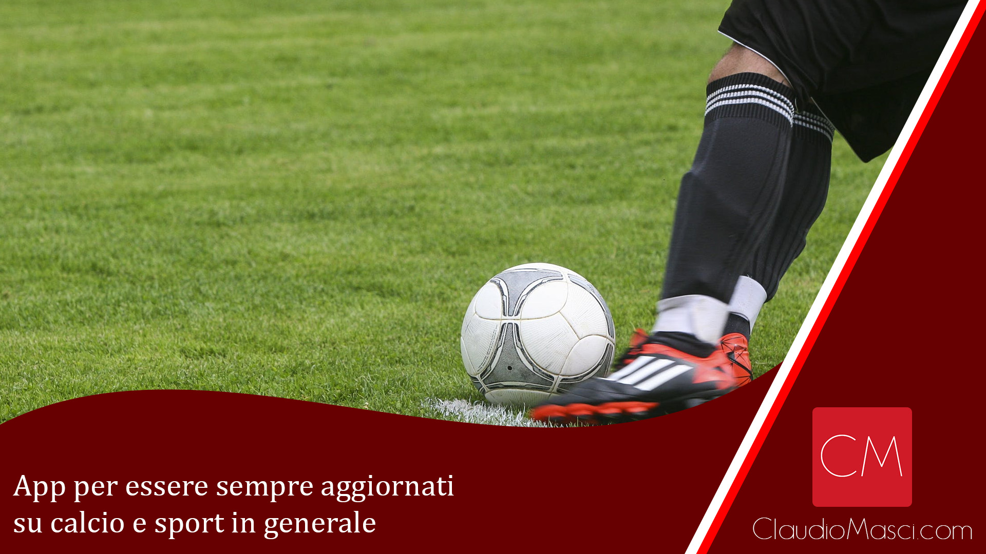 App per essere sempre aggiornati su calcio e sport in generale