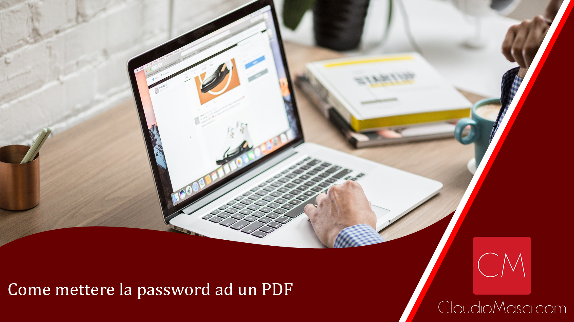 Come mettere la password ad un PDF