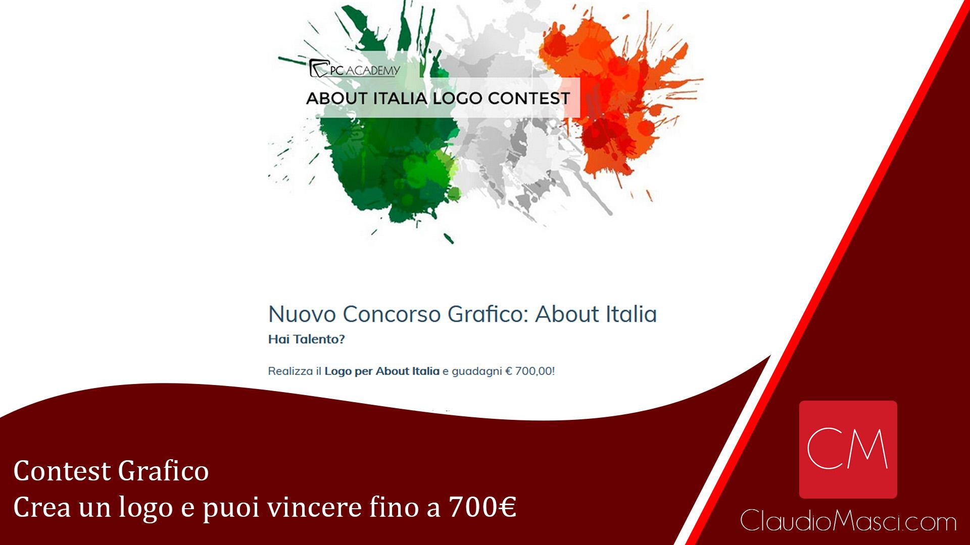 Contest Grafico – Crea un logo e puoi vincere fino a 700€