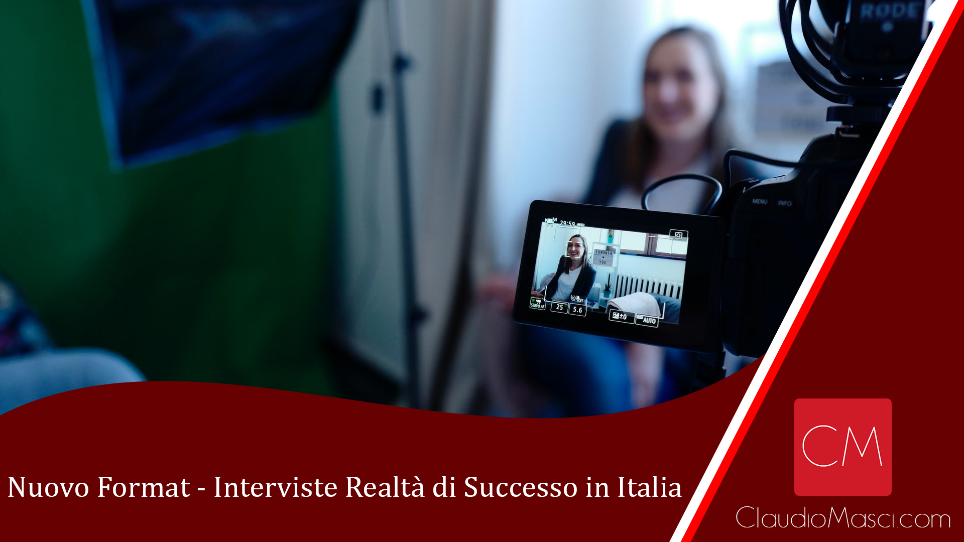 Nuovo Format – Interviste a realtà di successo in Italia