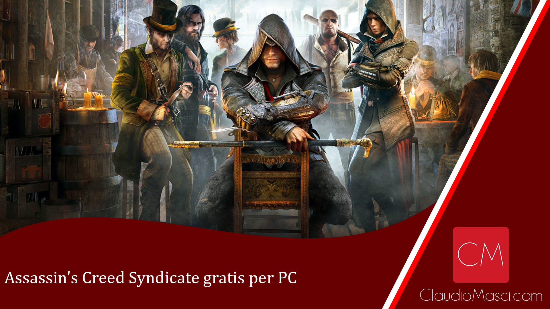 Assassin's Creed Syndicate gratis per PC