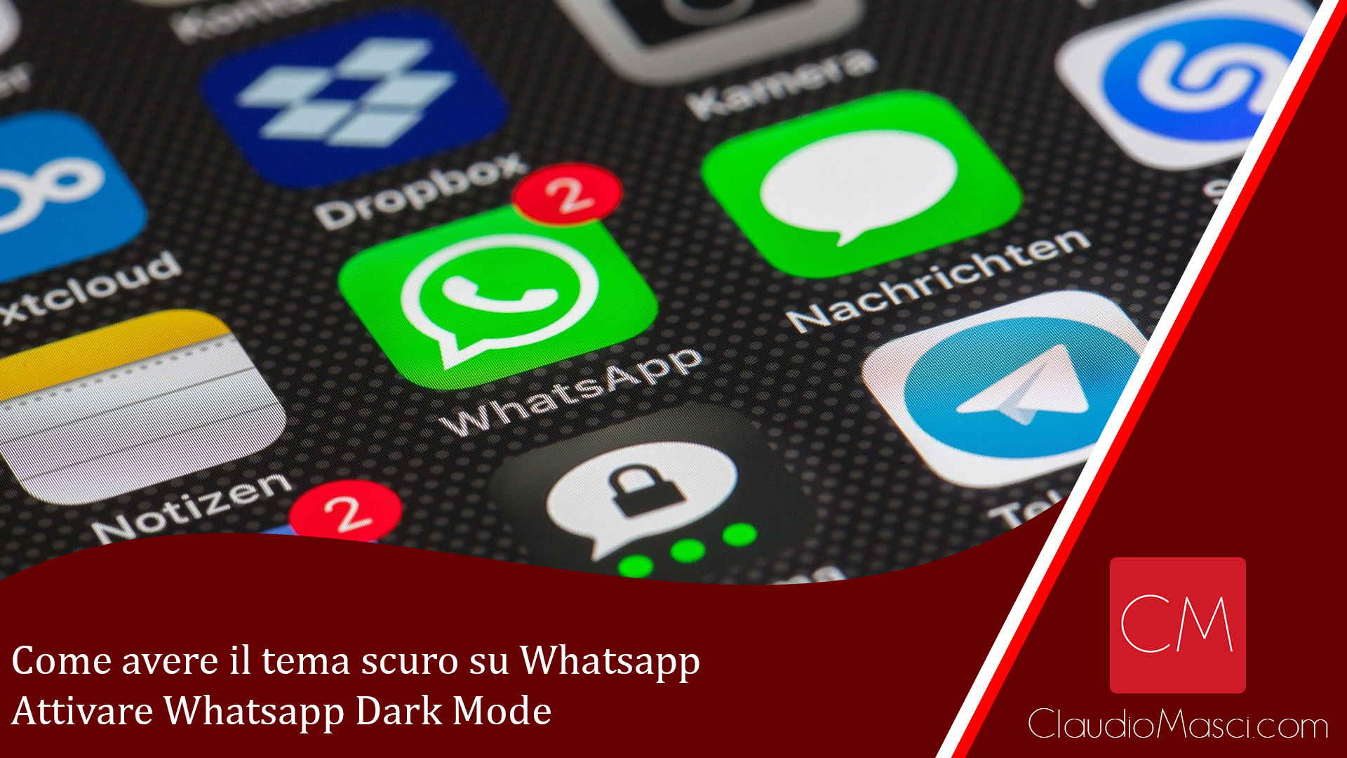 Come avere il tema scuro su WhatsApp – WhatsApp Dark Mode