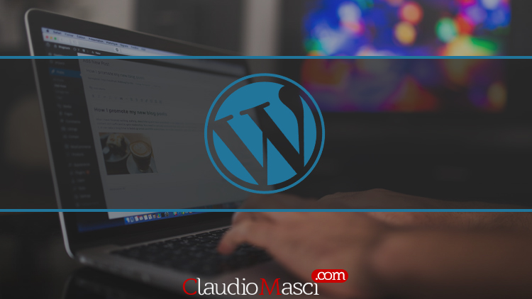 corso WordPress completo Udemy