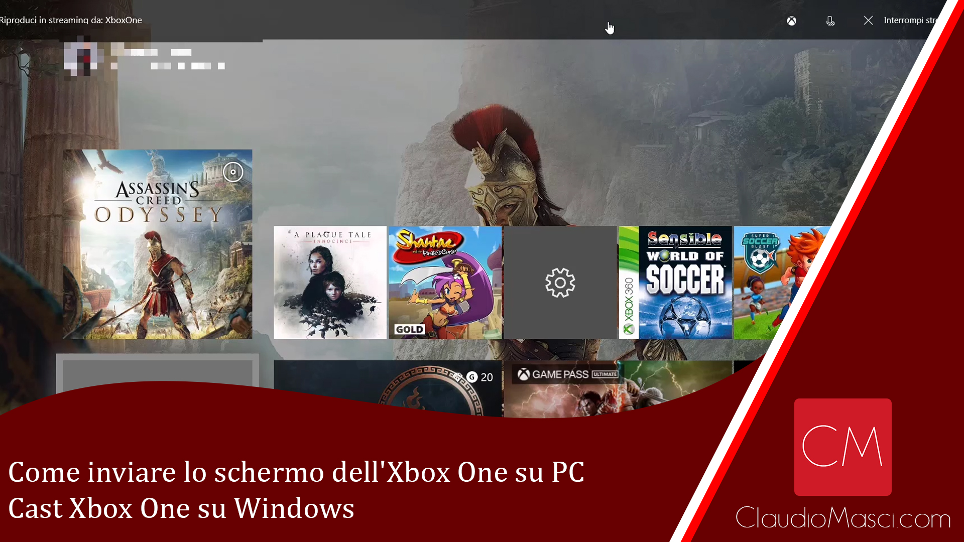 Come inviare lo schermo dell'Xbox One su PC | Cast Xbox One su Windows