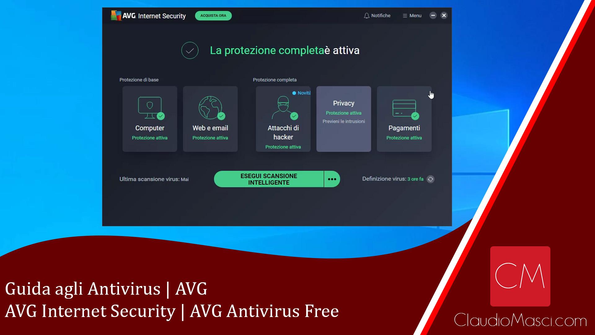 Guida agli Antivirus | AVG