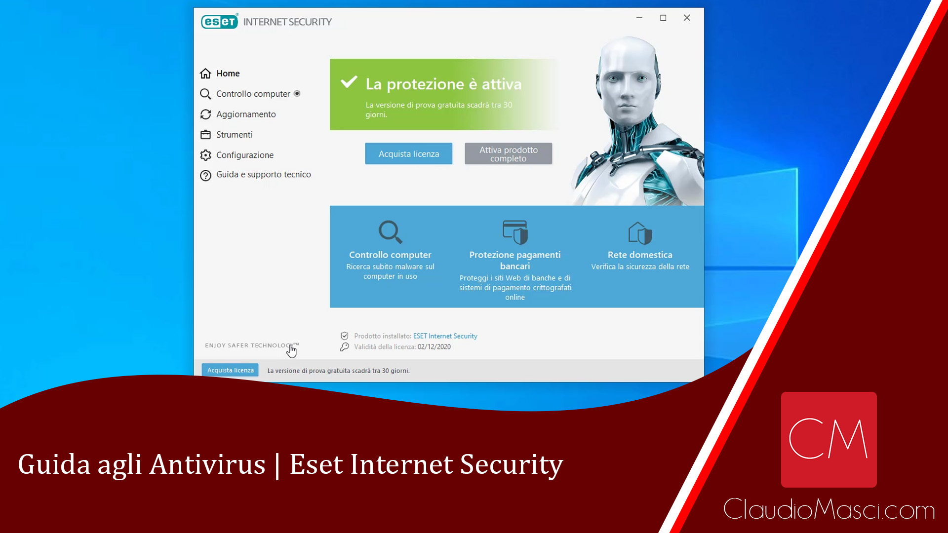 Guida agli Antivirus | Eset Internet Security