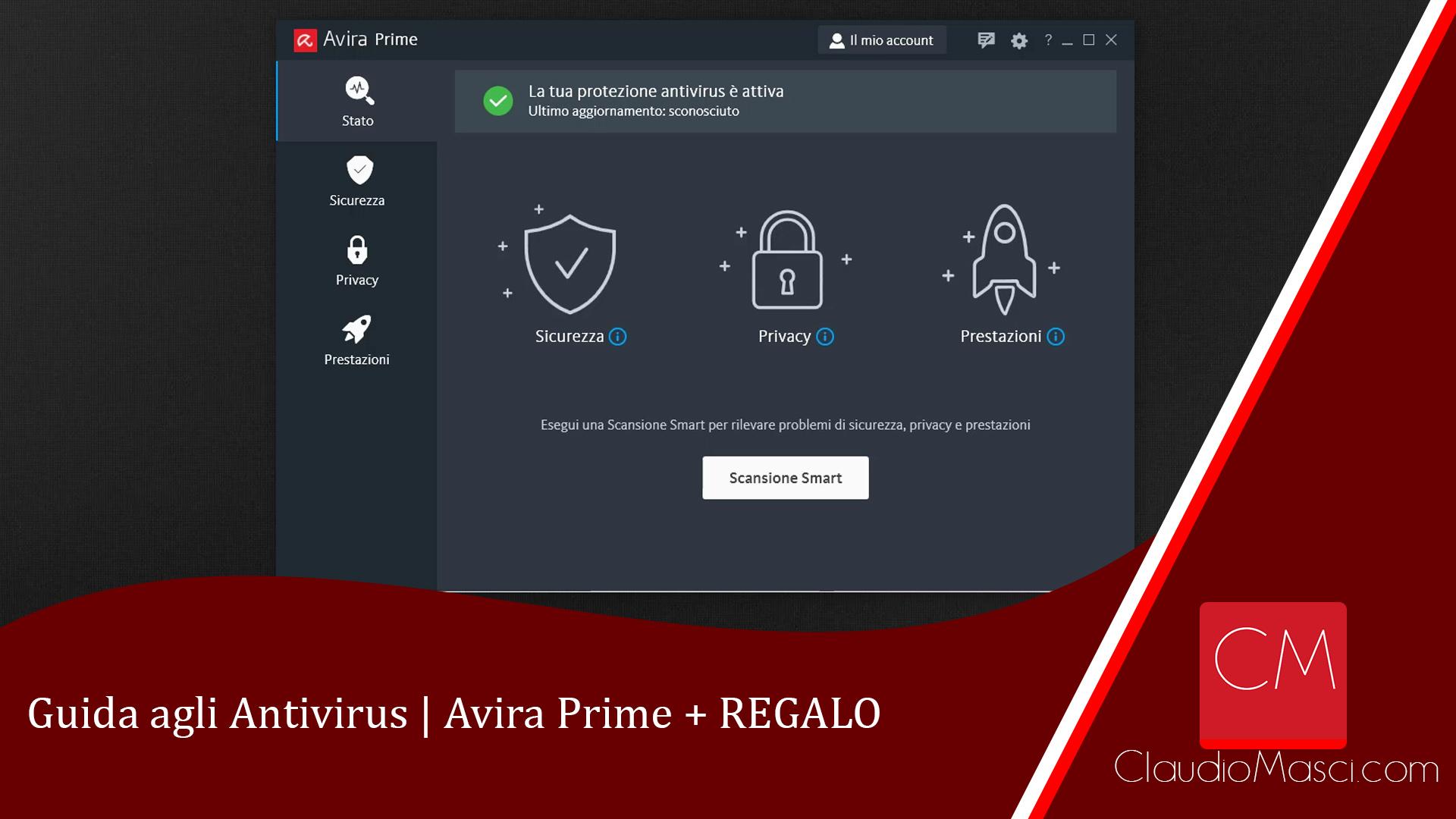 Guida agli Antivirus – Avira Prime + REGALO
