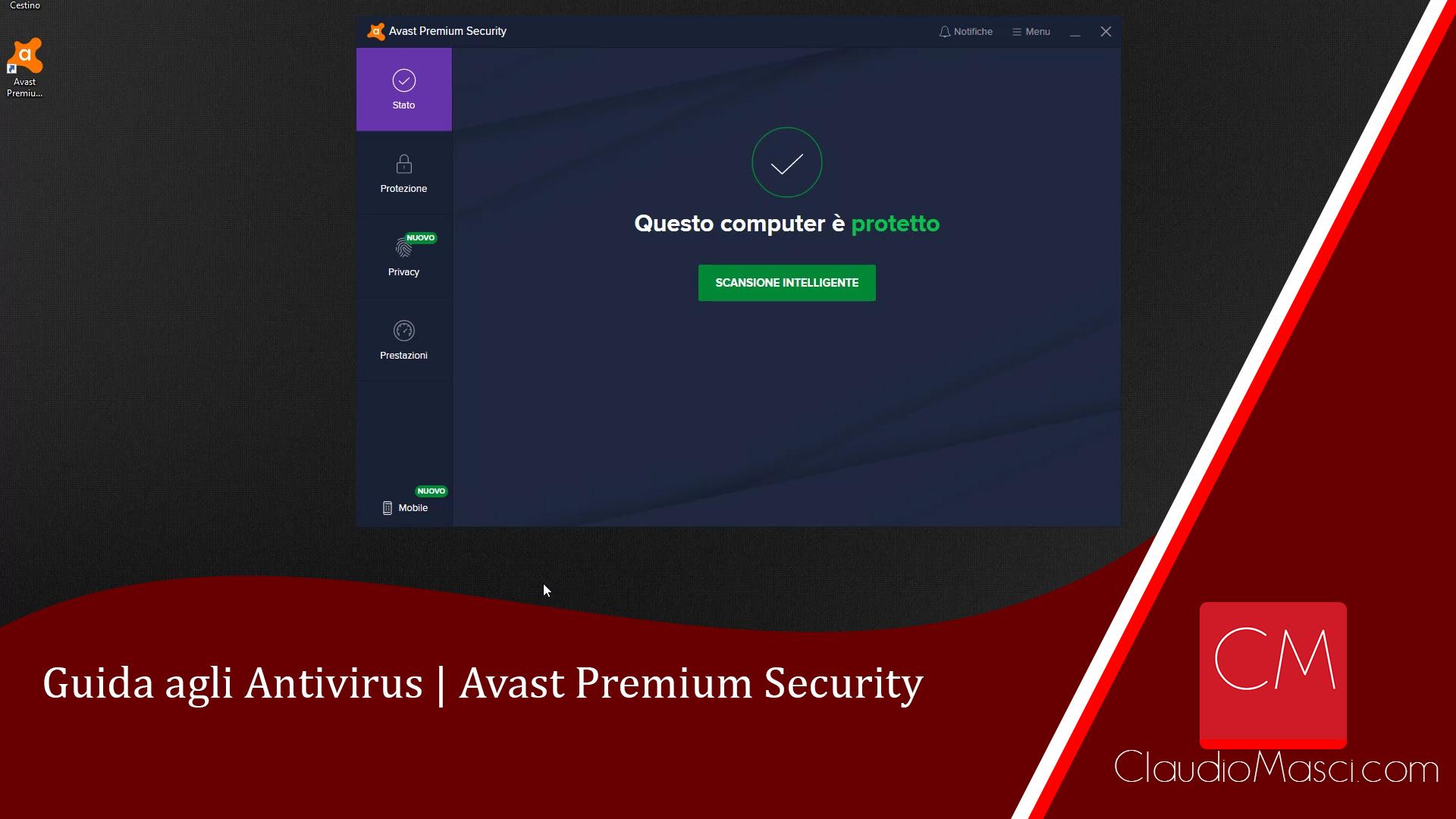 Guida agli Antivirus | Avast Premium Security