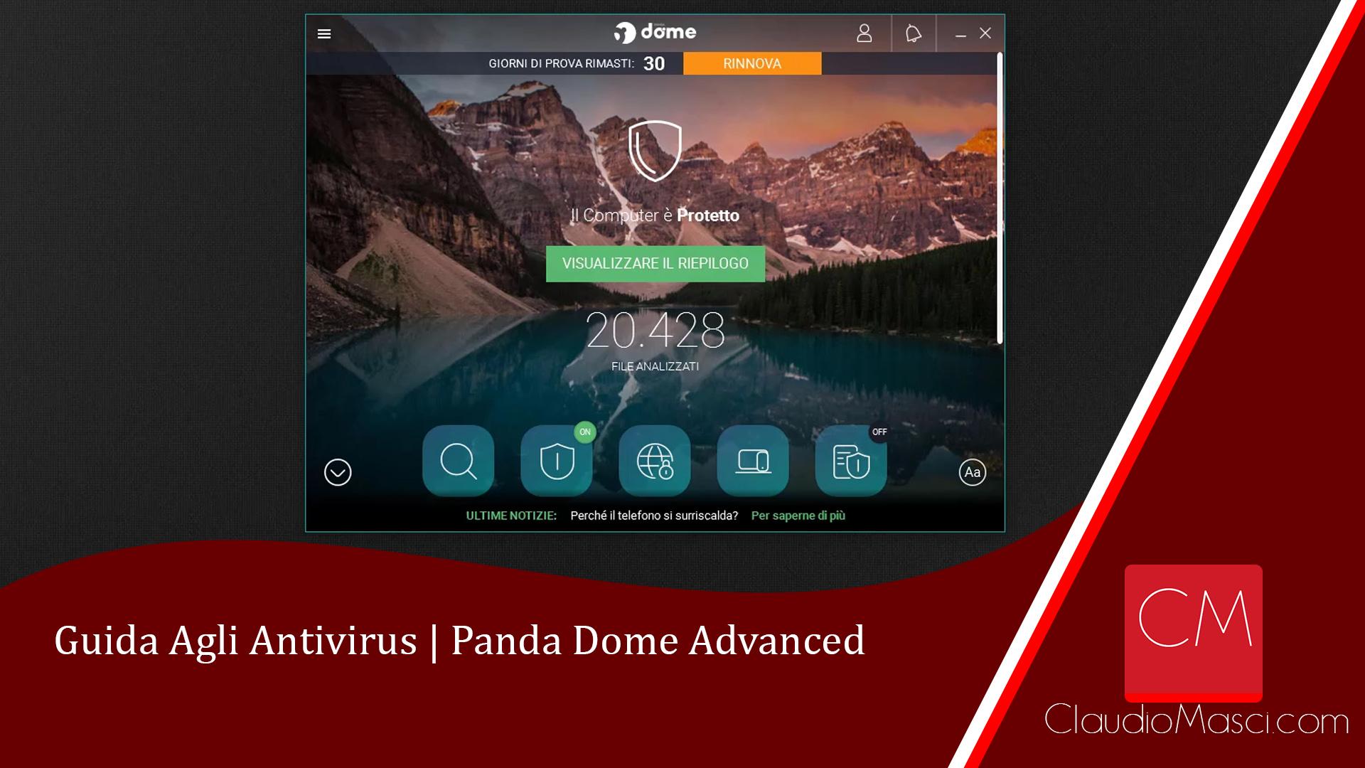 Guida Agli Antivirus | Panda Dome Advanced